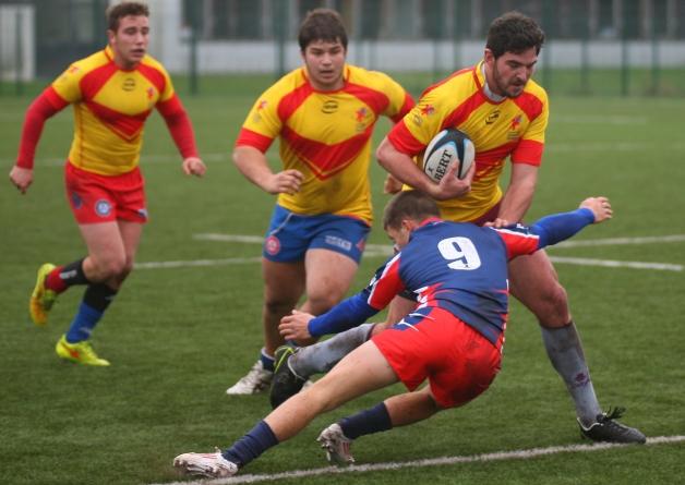 [Communiqué] Championnat de France Universitaire Rugby Élite – Poule B