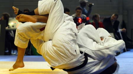 Judo – Retour en photos sur le championnat RAA individuel