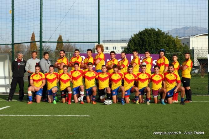 Rugby Elite : L'ASU Grenoble sans pitié pour Lyon