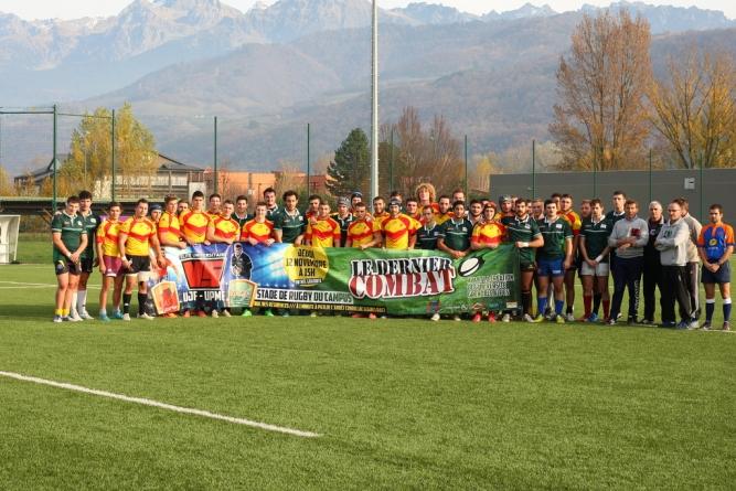 Rugby Élite : le programme des quarts de finale pour les Grenoblois