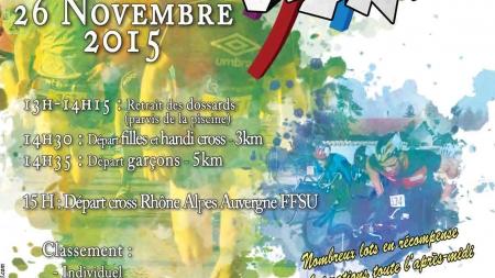 Les 45 ans du cross de l'INP Grenoble