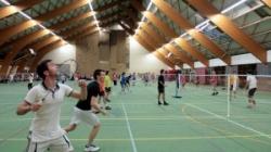 Soirée du badminton le 14 décembre à Annecy