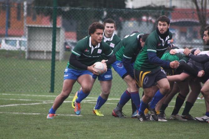 Rugby Élite : l'UPMF rejoint l'ASU Grenoble en quart