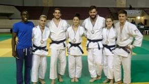 Judo : les Grenoblois ont brillé à Thiais