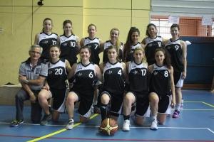ASU Grenoble INP Féminine Basket