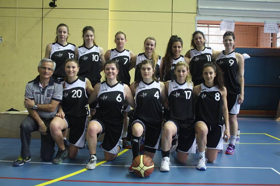 quality design d822e 55a49 ASU Grenoble INP Féminine Basket