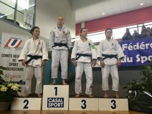 Judo indiv France U