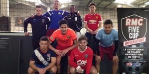 RMC Five Cup : la «Team Palix» se qualifie pour Paris