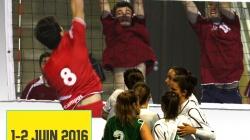 Championnats de France Universitaires Volley 2016
