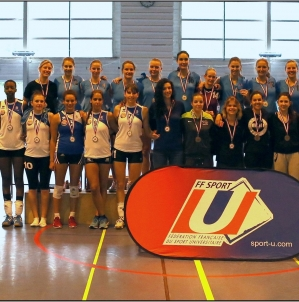 Retour en photos sur le CFU Volley-Ball