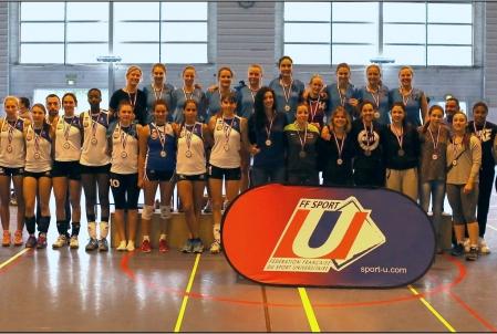 Retour en photos sur le CFU Volley-Ball