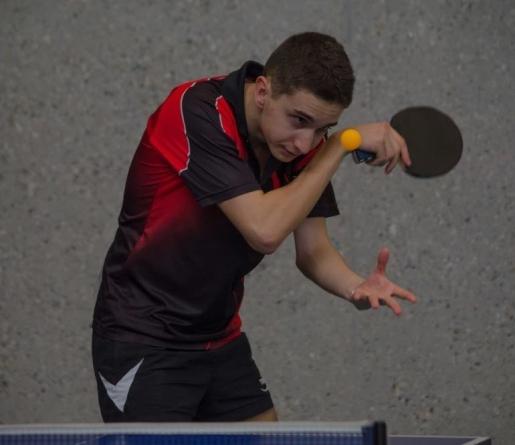CFU  Tennis  de  Table  :  Midol-Monnet  tombe en 8e