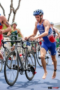Simon Viain triathlon