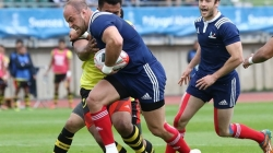 Rugby à 7 : l'équipe de France en bronze