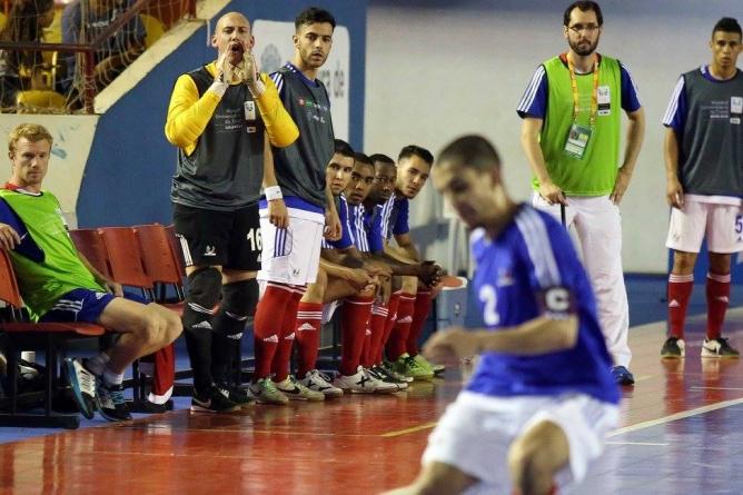 Futsal – La France sort l'Argentine… et affrontera le Brésil en demie