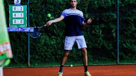 EUG Zagreb : les tennismen grenoblosi reçus 3 sur 3
