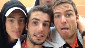 Les tennismen grenoblois 6e aux Jeux Européens Universitaires
