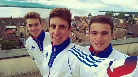 Mondiaux Universitaires de triathlon : les Français en argent !