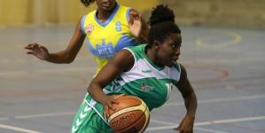 Melty : Les Basketteuses de l'Université Grenoble Alpes s'imposent d'entrée