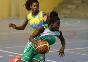 Retour en photos sur UGA – Nice en Melty Basket
