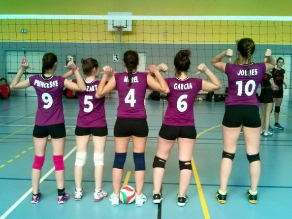 Volley – Les Grenobloises vice-championnes de France universitaires IUT