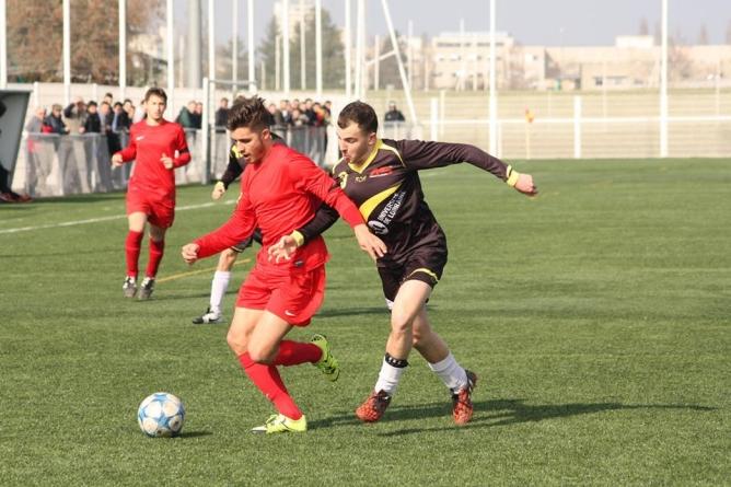 Football N2 : Valence qualifié pour les quarts