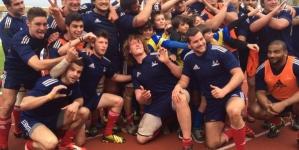 Rugby : l'équipe de France s'impose face à l'Angleterre