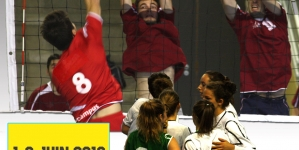 Championnats de France Universitaires Volley 2016