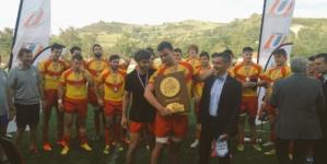 Rugby – les Universitaires Grenoblois s'inclinent en finale face à Lyon