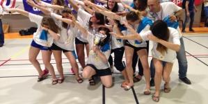 Hand – CFU N2 : le titre pour filles de l'AS UPMF