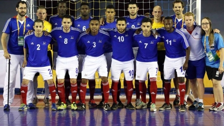 Futsal – L'Argentine pour la France en quart