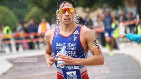 Léo Bergère et Simon Viain aux mondiaux universitaires de triathlon