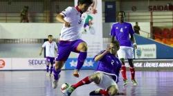 Futsal – Défaite de la France contre la Thaïlande
