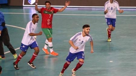 Futsal – L'équipe de France commence par une victoire au mondial