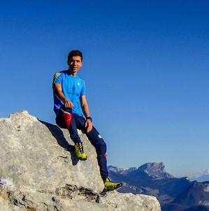 Course d'Orientation – Olivier Blanc-Tranchant 16e aux mondiaux U (longue distance)