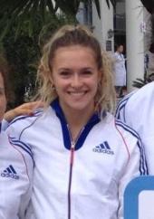 Julia Chanourdie championne du monde d'escalade