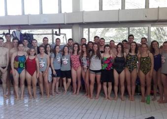 CFU Natation : Grenoble en argent