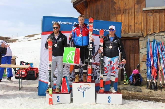 Ski U, beau bilan pour les étudiants grenoblois
